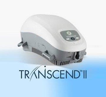 stock image shows Transcend image