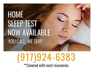 Sleep test now avaialble-click view